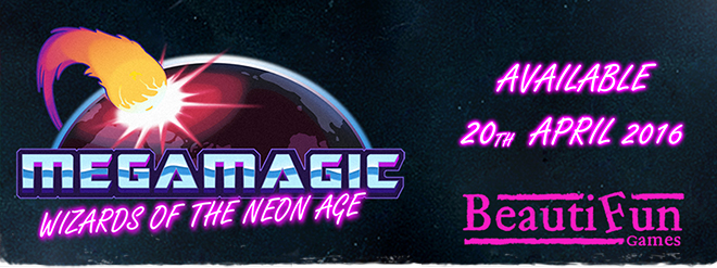 NEW TRAILER & RELEASE DATE OF MEGAMAGIC!