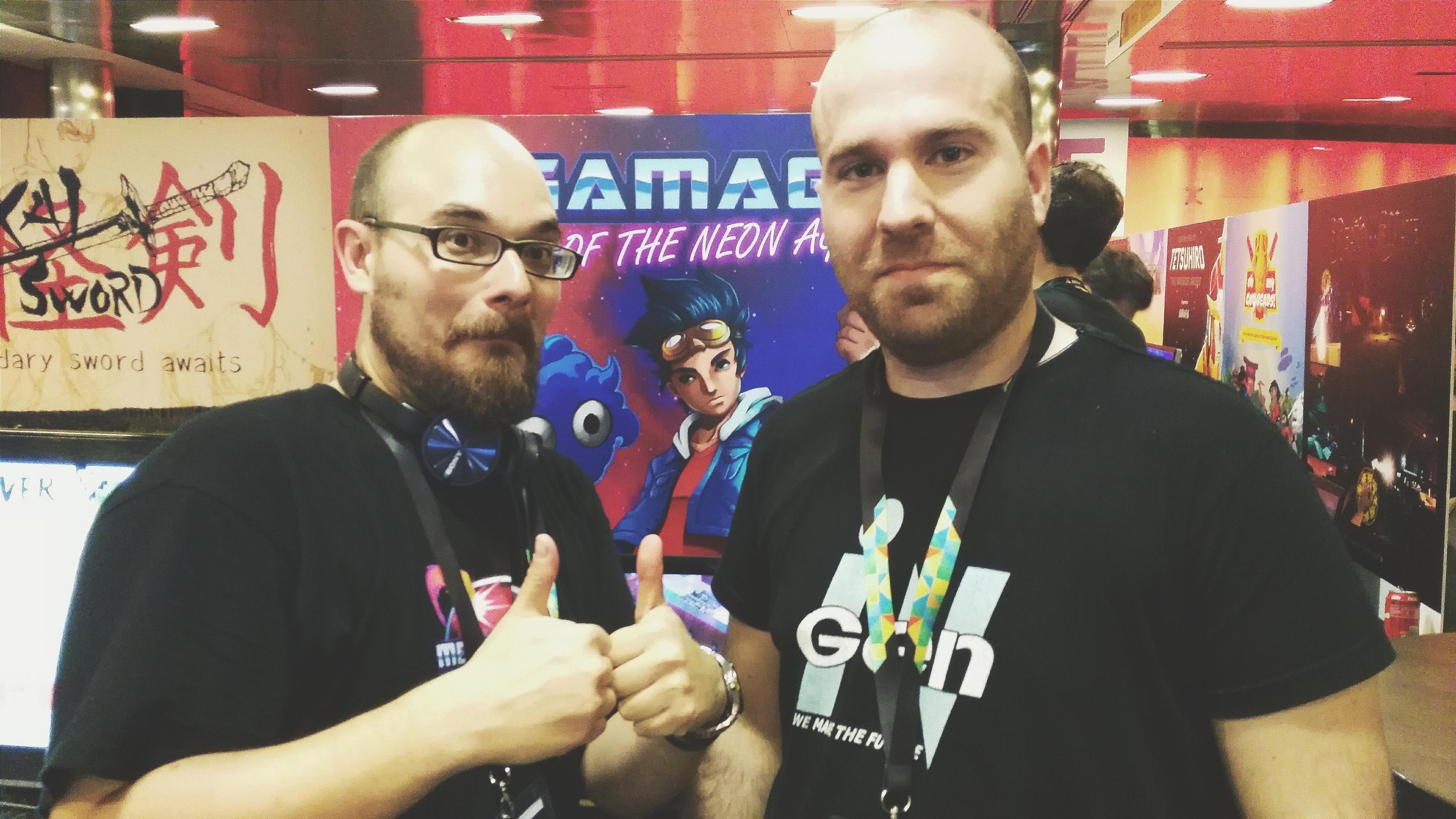 Gamelab16 #2
