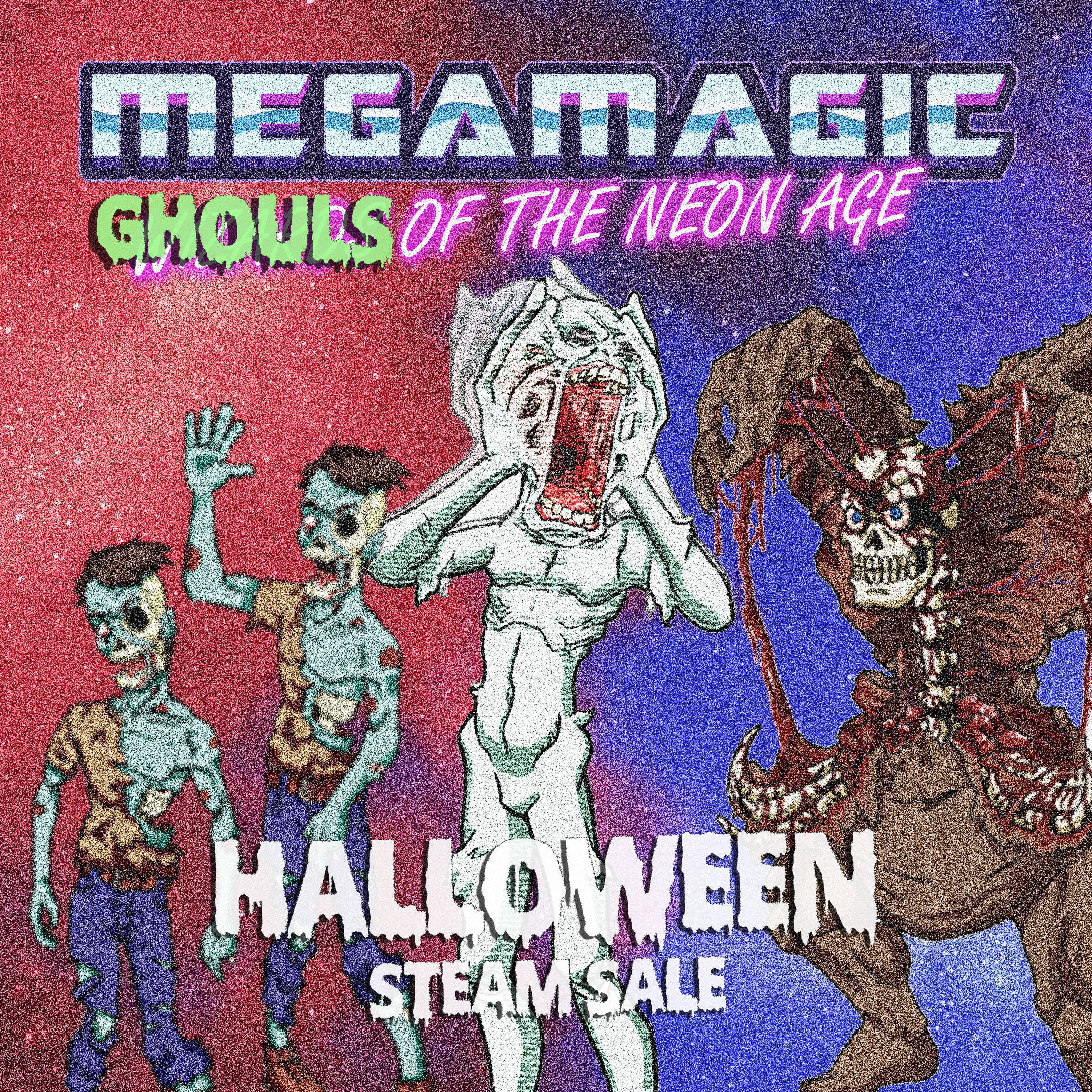 Megaghouls: Wizards of the Horror Age (?)