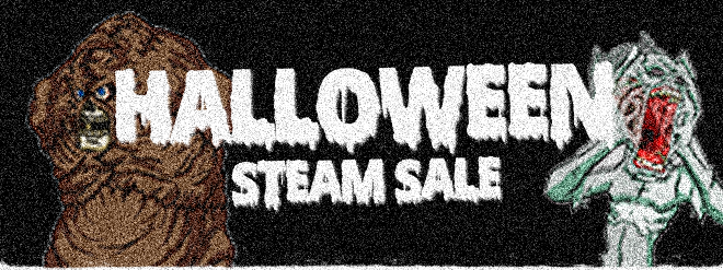 Halloween Sale: Megamagic & Nihilumbra!
