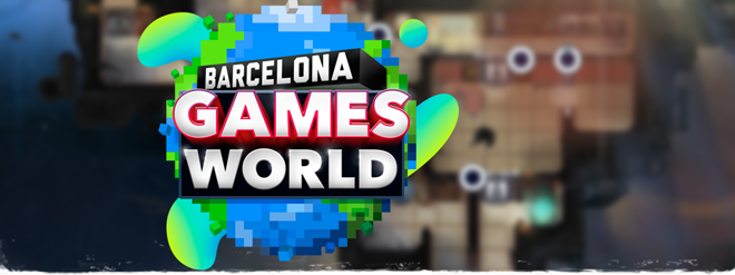 BCN Games World here we go! New videogame